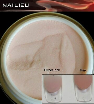 "MakeUP Acryl-Pulver ""Sweet Pink"" 100ml/82g Camouflage Acrylpuder, pulver"