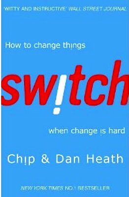 Switch by Chip and Dan Heath NEW