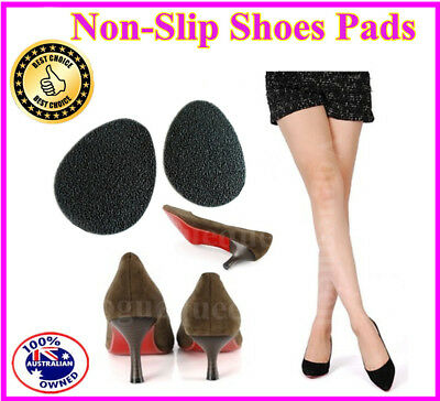 High Quality Shoes Sole Self Adhesive Grip Pad & Non-Slip Pads Heels Slippery
