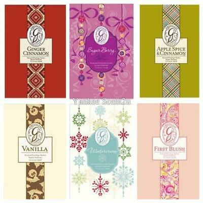 Greenleaf Large Scented Sachets Variety 115ml **FREE P&P**