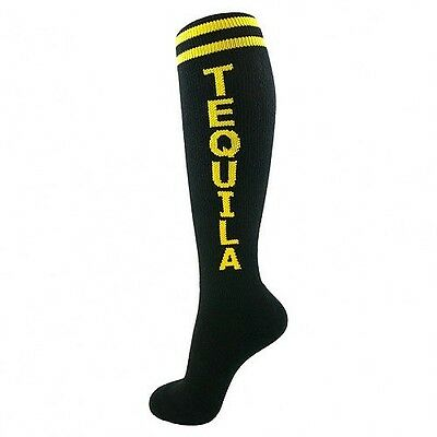 Gumball Poodle Knee High Socks - Tequila - Unisex