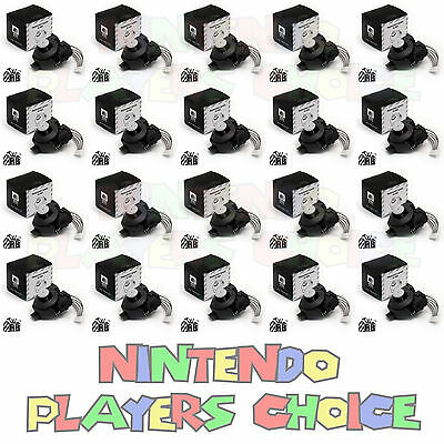 20 Wholesale Lot Nintendo 64 Joystick Controller Replacement Sticks - FREE SHIP