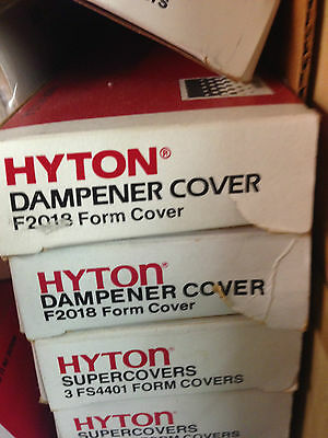 Hyton Dampener Covers size 2018