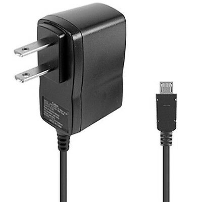 AC Home Travel Charger for AT&T Samsung Rugby 2 A847, Rugby 3 III SGH-A997