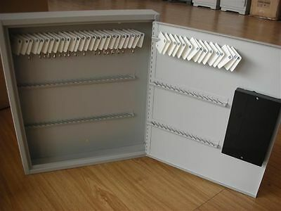 brand new electronic key safe storage cabinet box holds 120 key & tags security