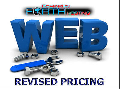 2 Yr Unlimited Web Hosting 5 websites Unlimited Web Space and 1Gb Mailboxes