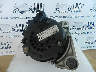 Bmw 118D , 120D , 320D Alternator 2.0 , 8507624Ai03, Fg18S052 , Valeo