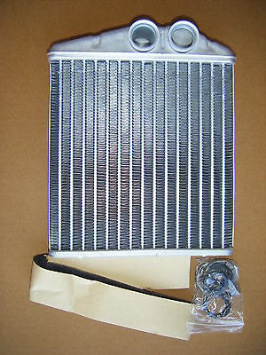 Vauxhall Corsa C HEATER RADIATOR Matrix 2000- (includes Seals & Clips)