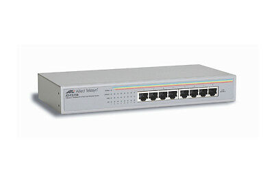 Commutateur ALLIED TELESIS AT-FS708X Fast ethernet switch ports 8x10/100