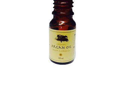 100% Pure Organic Cold Pressed Argan Oil With  Ecocert From Morocco