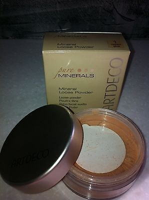 ARTDECO - MINERAL LOOSE POWDER - Poudre libre n°1 radiant