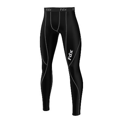 Mens new compression Base layer long pants legging running under tight