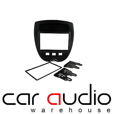 CT23TY23 For Toyota Aygo 2005/> Car Stereo Double Din Fascia Facia Panel