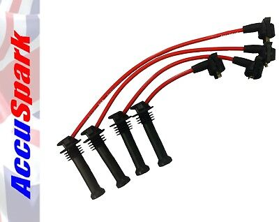 FORD 1.6/1.8/2.0 16V ZETEC MODELS Accuspark 8mm HT Leads