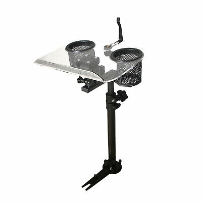 (Car-Laptop-Mount-Truck-Vehicle) Netbook Tablet Computer Stand with Tray