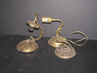 Lot Of 3 Individual Sconces Being Sold As Is (Underwriters Lab Inc.) 6030
