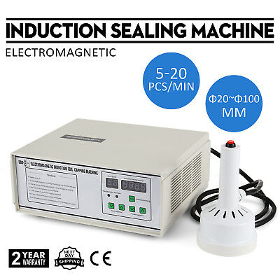 Handheld Electromagnetic Induction Sealing Machine Bottle Cap Sealer 220V/110V