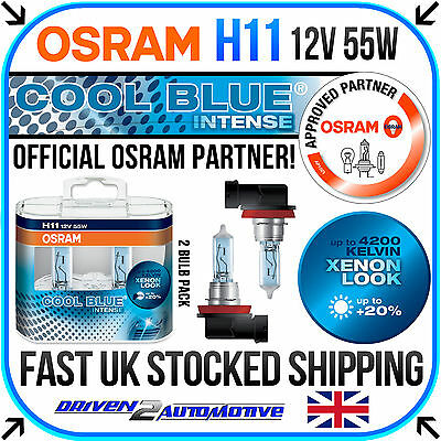 2x osram h11 cool blue boost bulbs for mazda cx 3 dk 1 5 d eur 21 76 picclick ie. Black Bedroom Furniture Sets. Home Design Ideas