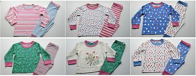 John Lewis Girls Cute Cotton Pyjamas Bnwot 3-6-9-12-18-24 Months Age 2-3