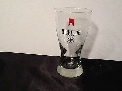 Michelob Beer 12 oz Beer Bar Glass by Libbey