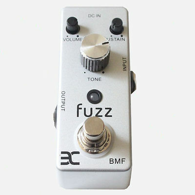 ENO PEDAL- BMF FUZZ Effect- Guitar Effect Pedal-True Bypass FREE SHIPPING
