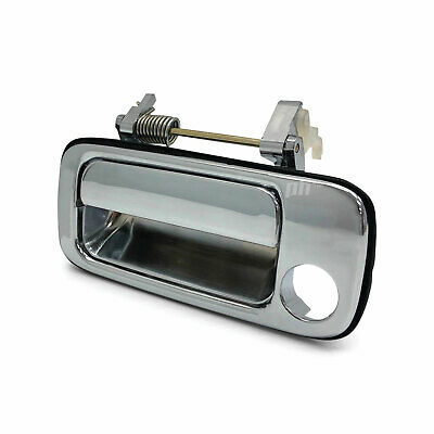 Toyota Landcruiser 80 Series Chrome Front Outer Door Handle Left Hand Brand New
