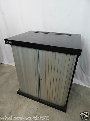 Luxor Metal Vented Cabinet 30 X 22 X 34