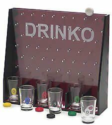 DRINKO Shot Adult Party Drinking Alcohol Game College Beer Liquor Ships from USA