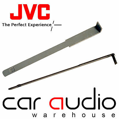 JVC CAR CD STEREO RADIO RELEASE REMOVAL EXTRACTION KEYS TOOL NEW PC5-80
