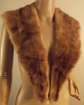 vint long lovely mink collar 4 sweater jacket coat add on look, sweater fix