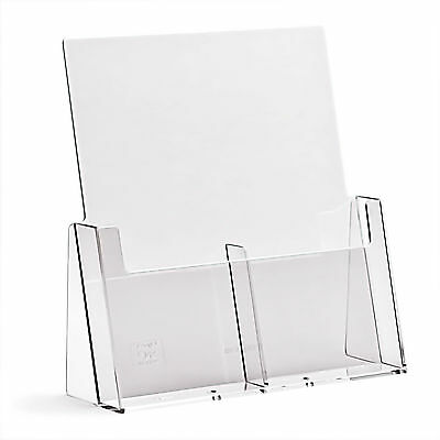 Taymar DL, Double Pocket Brochure/Menu Holder - 2C112