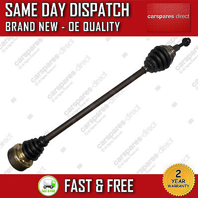 AUDI A6 1.9 TDi TURBO DIESEL DRIVE SHAFT OFF//SIDE /& CV JOINT 1997/>2005