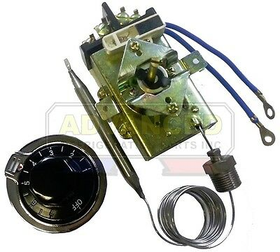 Generic Replacement Thermostat For Cecilware L029A L029C L029F Hubell P59060