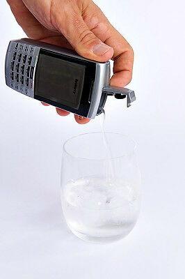 Bevburry The Premium Camera Beverage Flask that looks like a real CELL PHONE