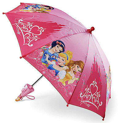 Disney Princess Umbrella  With Figure Handle