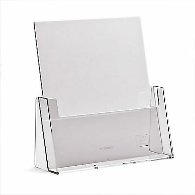 Taymar A4, Single Pocket Portrait Brochure Holder Freestanding - C230