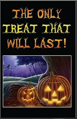 Halloween Harvest Children's Christian Gospel Tracts At Cost! Free Shipping!