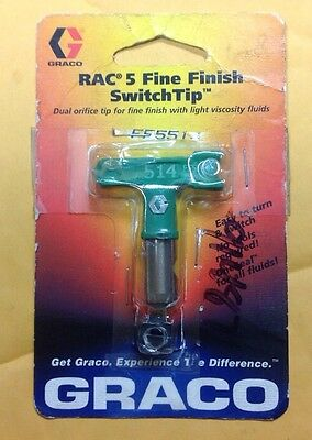 Graco FF5514 RAC 5 Fine Finish SwitchTip