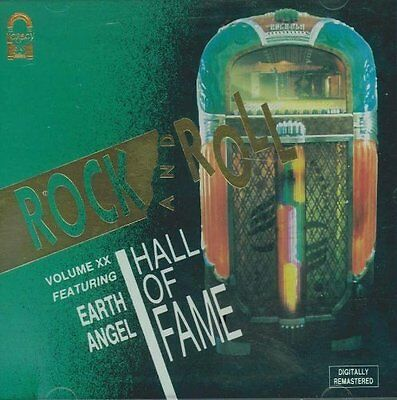 Various Artists : Rock And Roll Hall Of Fame Volume 20: Earth Angel (UK Import)