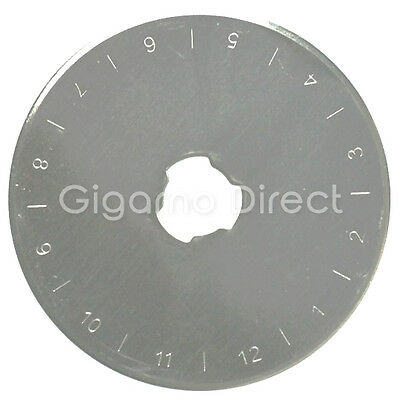 Compatible Rotary Cutter Blades Fiskars Olfa Dafa Spare 45 28 60 18 Replacement