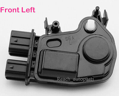 New Power Door Lock Actuator Front Left Driver Side For Honda Acura Civic Accord