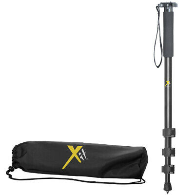 Xit 72-Inch Lightweight Heavy Duty Monopod For Canon Nikon Sony Camera/Camcorder