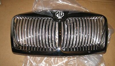 Brand New MGA Front Grille and Fitting Kit 1955-62 Chrome Plated Metal Recessed