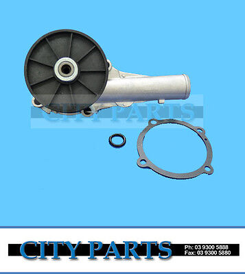 NEW BA BF FORD FALCON SX SY TERRITORY 6cyl WATER PUMP WITH PULLEY