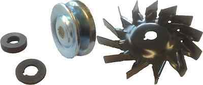 NEW LUCAS ACR A115 A133 23ACR ALTERNATOR FAN AND PULLEY 15mm SHAFT 131027 131028