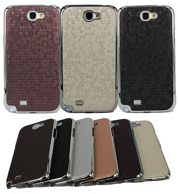 Samsung Galaxy Note2 n7100 Stylish Fashionable Honeycomb Design Hard Case Cover