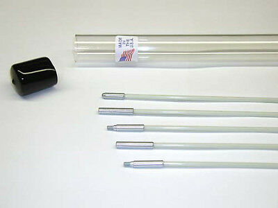 GLF407 Glow Fish Rods 5/32 Dia. 5 - 6ft Rods - Wire Fishing