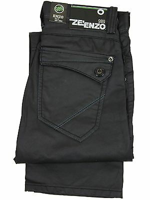 """New Kids Boys Enzo Ezb65 Branded Straight Leg Jeans Sizes 25""""-28""""  Special Price"""