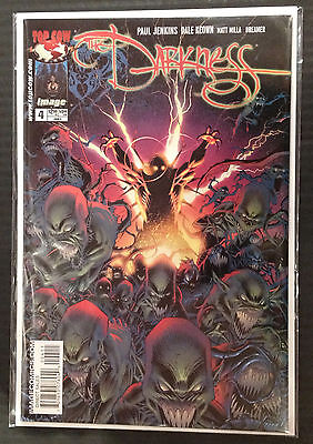 The Darkness Vol 2 #4 VF/NM- 1st Print Free UK P&P Top Cow Image Comics