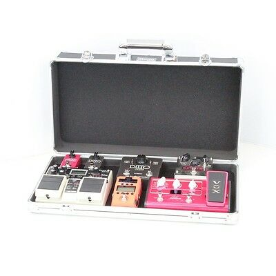 Guitar Effects Pedal Board Carry Case Stagg UPC-500 Flight Case
